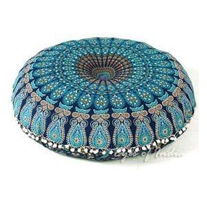 Eyes of India Meditation Cushion