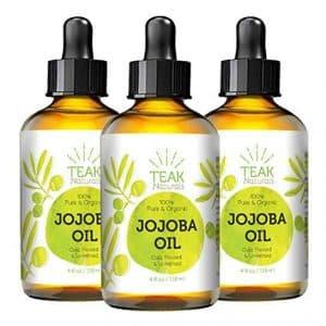 Teak Naturals Jojoba Oils