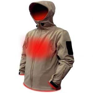 UTUZHE Heated Jackets for Men
