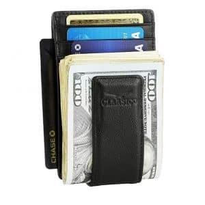 Claasico Money Clip Wallet