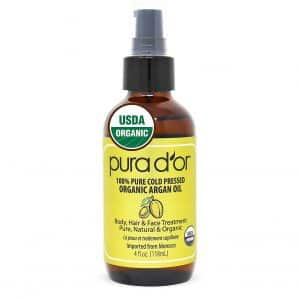 PURA D'OR Moroccan Argan Oil for Hair