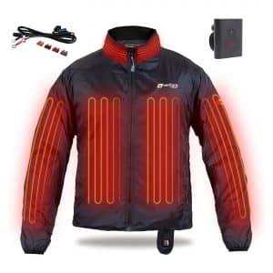Venture 12V Motorcycle Heated Jacket