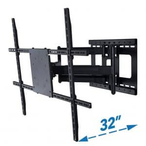Aeon Stands and Mounts Full Motion TV Wall Mount
