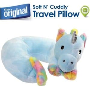 Unicorn Cloudz Plush Animal Pillows