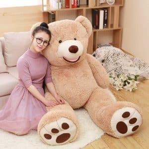 DOLDOA Big Teddy Bear