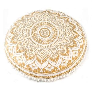 Mandala Life ART Meditation Pillow