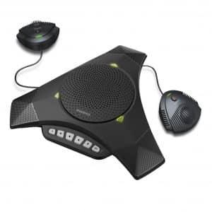 Meeteasy MVOICE 8000 EX-B Bluetooth Speakerphone