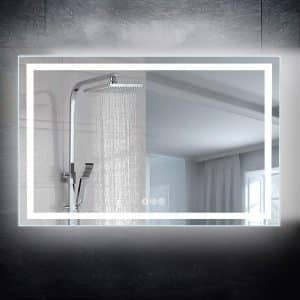 CASAMI Led Lighted Wall Mounted Mirror