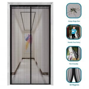 Innotree 2019 Upgraded Magnetic Screen Door