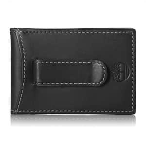 Timberland Money Clip Wallet