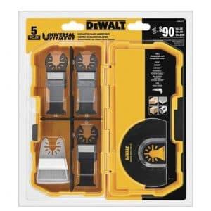 DEWALT Oscillating Tool Blades Kit