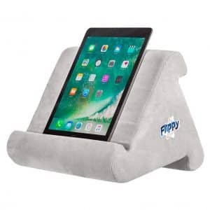 Flippy Multi-Angle Soft Pillow iPad Stand- 3 viewing angles