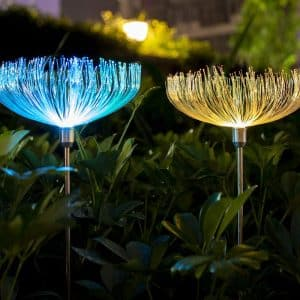 Neporal Multi-Colored Solar Stake Light