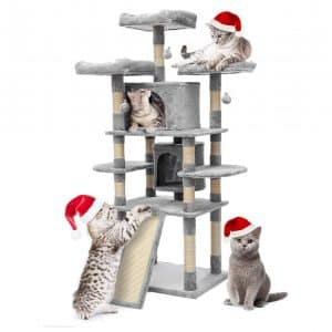 TOOCA Cat Tree for Large Cats