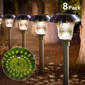 BEAU JARDIN Solar Lights
