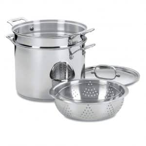 Cuisinart Chef's Classic Steamer Pot Set