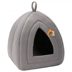 Hollypet Self-Warming 2 in 1 Foldable Pet Tent