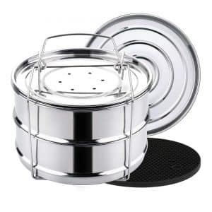 Aozita Stackable Steamer