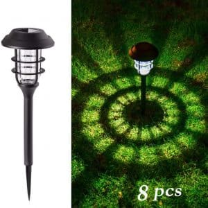 GIGALUMI Solar Lights