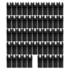 HOTBEST 50 Wood Oscillating Saw Blades