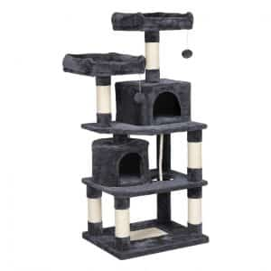 Yaheetech Cat Tree Condo