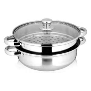 Yamde 2 piece steam pot set