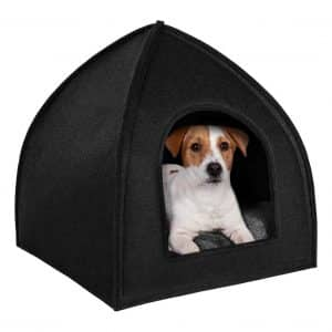 BRONZEDOG Cat House Bed