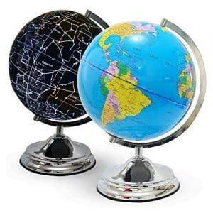 Illuminate Kid's Globe with Stand