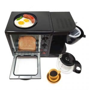 LavoHome 3 in 1 Breakfast Maker Station Hub