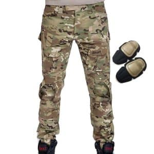 Military Army Paintball Shooting Pants