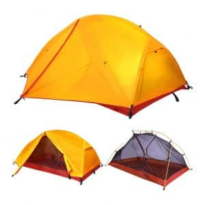 TFO Waterproof Backpacking Tent