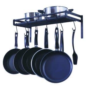 ZESPROKA Mount Pots & Pans Hanging Rack