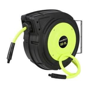 Flexzilla Retractable Enclosed Air Hose Reel