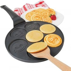 Good Cooking Pancake Emoji Pan