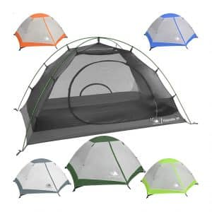 Hyke and Byke Backpacking Tent