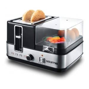 Gourmia GBF370 3 in 1 Breakfast Station Center