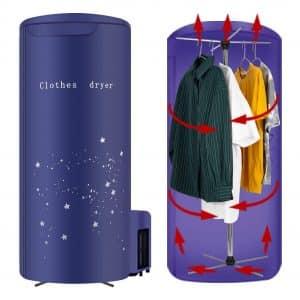Nekithia Portable Travel Clothes Dryer