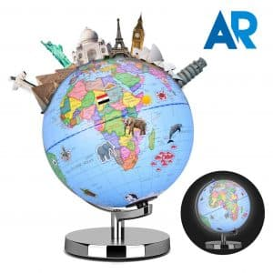 Smart Globe – Augmented World Geography