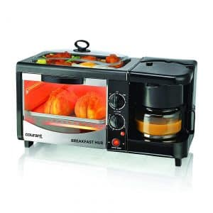 Courant 3-in-1 Multifunction Breakfast Hub