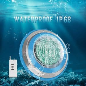Roleadro 12V Waterproof IP68 Led Pool Light