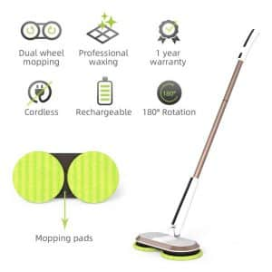 GOBOT Cordless Electric Mop