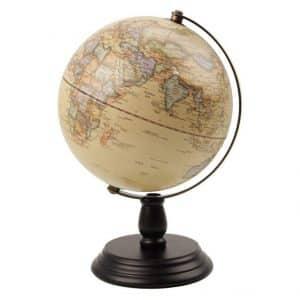 VStoy Vintage Reference World Globe