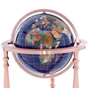 KALIFANO 13' Gemstone Globe
