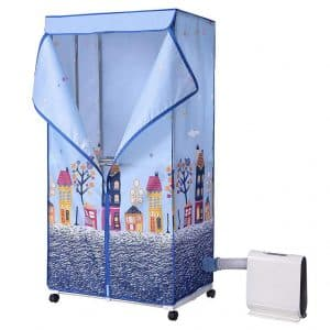 Yescom Electric 44 lbs Air-Dry Wardrobe