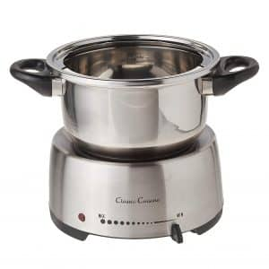 Classic Cuisine Electric Fondue Pot Set