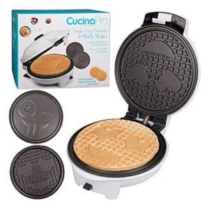 Emoji Pancake and Waffle Maker