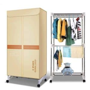 Indoor Portable Wardrobe Dryer