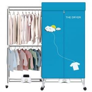 XIAQING 1000W Warm Air-Drying Wardrobe