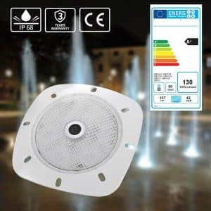 Meifrom 100 percent Waterproof Underwater Low Voltage Swimming Pool Light