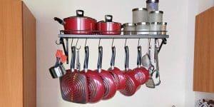 pot pan racks